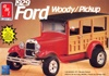 1929 Ford Woody (4 'n 1) (1/25) (fs)