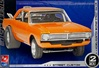 Dodge Dart 'Hemi Hunter' Rear Engine Dragster (1/25) (fs)