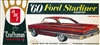 1960 Ford Starliner Hardtop 'Craftsman Series' (1/25) '65 Issue