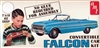 1963 Ford Falcon Convertible 'Craftsman Series' (3 'n 1) Beginners, Collectors Or Customizers (1/25)