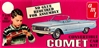 1963 Mercury Comet Convertible 'Craftsman Series' (3 'n 1) Beginners, Collectors Or Customizers (1/25)