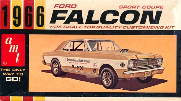 Image result for amt '66 falcon