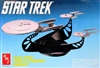 Star Trek 3-Piece U.S.S. Enterprise chrome Set (fs)