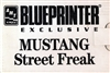 "1966 Ford Mustang 427 ""Street Freak"" 'Blueprinter Edition' (1/25) (fs)"