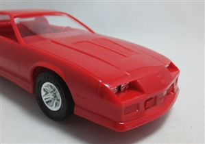 1989 Chevy Camaro IROC-Z Promo Kit (Bright Red) (1/25) (fs)