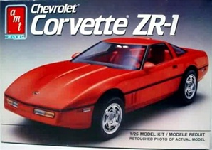 1990 Corvette C4 ZR-1 Coupe (1/25) (fs)