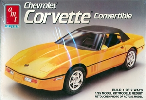 1990 Chevrolet Corvette Convertible (1/25) (fs)