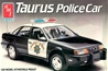 1990 Ford Taurus 4-door Police car (1/25) (fs)
