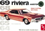 1969 Buick Riviera (2 'n 1) Stock or Custom (1/25) (fs)