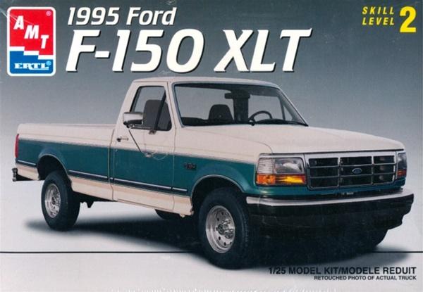 1995 Ford F 150 Xlt 1 25 Fs