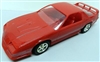 1992 Chevy Camaro Z-28 Heritage Edition Promo Kit (Bright Red) (1/25) (fs)