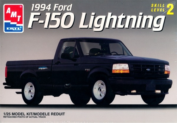 Amt on 1994 Ford Lightning Engine