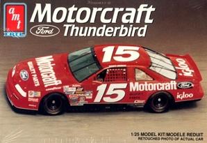 Ford Racing Parts >> 1992 Ford Thunderbird 'Motorcraft' #15 Geoff Bodine (1/25 ...