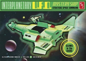 Interplanetary U.F.O. Mystery Ship Strategic Space Command (fs)
