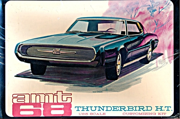 1968 Ford Thunderbird Hardtop 125
