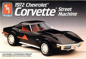 1972 Chevrolet Corvette Street Machine (1/25) (fs)