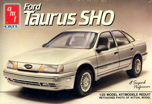 1989 Ford Taurus Sho 4 Door 1 25 Fs