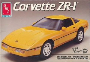 1989 Corvette ZR-1 Coupe (1/25) (fs)