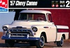 1957 Chevy Cameo Pickup  (1/25) (fs)