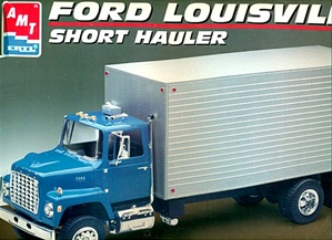 Ford Louisville CL-9000 Short Hauler (1/25) (fs)