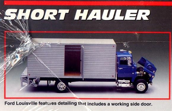 Ford Louisville Cl 9000 Short Hauler 1 25 Fs