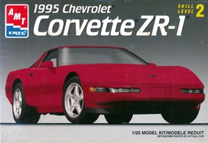 1995 Chevy Corvette  ZR-1 (1/25) (fs)