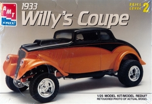 1933 Willy's Coupe (1/25) (fs)