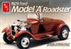 "1929 Ford Model ""A"" Roadster (1/25) (fs)"