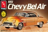 1951 Chevy Bel Air (3 'n 1) (1/25) (fs) First Issue