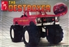 Ford 'The Destroyer' Monster Truck (1/25) (fs)