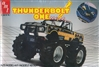 Chevy Blazer Thunderbolt One Monster Truck with Dirtbike (1/25) (fs)