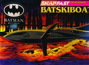 Batskiboat From Batman Returns (1/25) (fs)