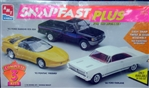 Snapfast Plus Cars SuperSet '93 Ranger 4 x 4, '93 Firebird, and '66 Fairlane (1/25) (fs)