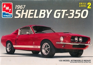 1967 Shelby GT-350 Mustang (1/25) (fs)