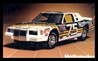 1985 Pontiac Grand Prix 'Nationwise'  #75 Lake Speed (1/16) (fs)