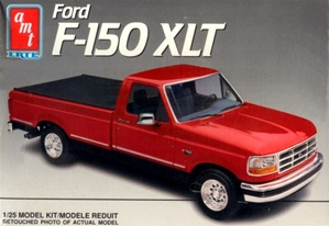 1992 Ford F-150 XLT Longbox Pickup (1/25) (fs)