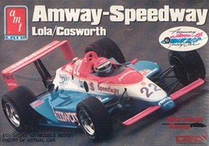 1989 Amway Speedway Lola Cosworth (1/25) (fs)