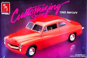 1949 Mercury Club Coupe Customizing Series ( 3 'n 1) (1/25) (fs)