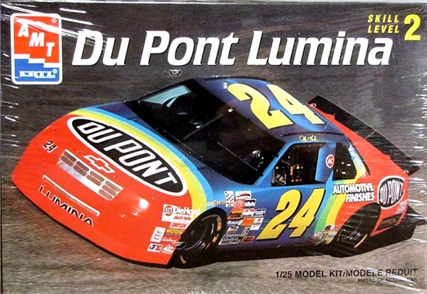 1993 24 Jeff Gordon Du Pont Chevy Lumina 125 Fs