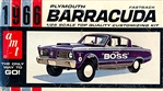 1966 Plymouth Barracuda Customized by Gene Winfield (1/25)