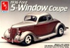 1936 Ford Five-Window Coupe (3 'n 1)  (1/25) (fs)