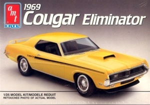 1969 Mercury Cougar Eliminator XR-7 (1/25) (fs)