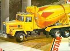 International Paystar 5000 Rex Cement Mixer (1/25) (fs)