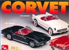 Corvettes 3 kit Gift Set (1953, 1957, 1963) (1/25) (fs)