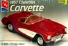 1957 Chevrolet Corvette (1/25) (fs)