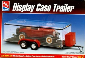 Clear Display Hauler/Trailer (1/25) (fs)