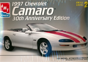 1997 Chevy Camaro 30th Anniversary Edition (1/25) (fs)