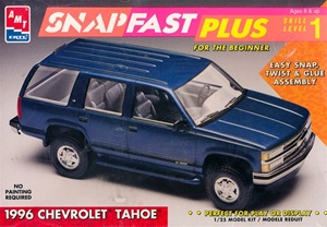 1996 Chevrolet Tahoe Snap Kit (1/25) (fs)