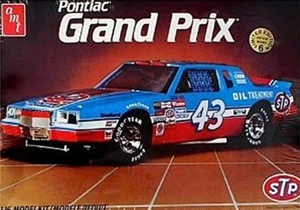 Amt T on Richard Petty 43 Car Images