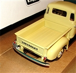 1950 Chevy Pickup Cream Medium Promo (1/25) (Mint in Box)